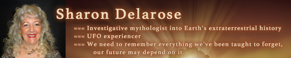 Sharon Delarose – author/lecturer